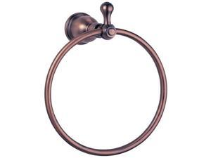 Danze D442111AC Opulence Towel Ring in Antique Copper