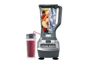 Refurbished: Ninja BL740 Professional Blender with Single Serve