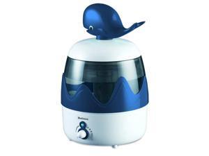 Holmes HUL2622W-UM Kids Mist Control Cool Mist Ultrasonic Whale Humidifier
