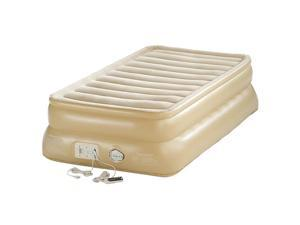 """Aerobed 88021 Smart Settings 20"""" Raised Twin Inflatable Air Bed Mattress"""