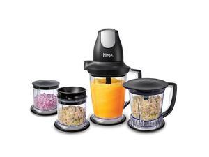 Refurbished: Ninja QB1005 Pro Master Prep Pulse Blender & Food Processor (Refurbished)