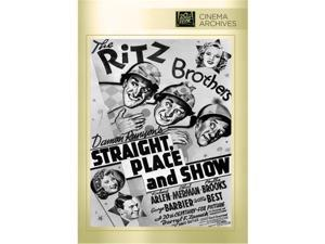 Straight Place And Show DVD-5