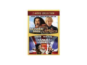 SHANGHAI NOON/SHANGHAI KNIGHTS (DVD/2 DISC)