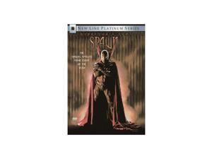 SPAWN (DVD/FR&SP-SUB/BIO/FILMG/ST&WS/COMMENTARY/TRAILER/DOLBY/LIVE)