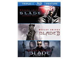BLADE/BLADE 2/BLADE-TRINITY (BLU-RAY/TFE)