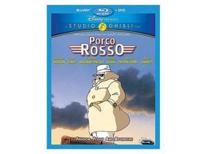 PORCO ROSSO (BLU-RAY/DVD/2 DISC COMBO)