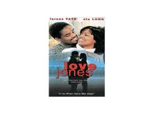 LOVE JONES (DVD/ST&WS/TRAILER/REFUGEE CAMP ALL-STARS FEATURING LAURYN HILL)