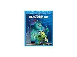 MONSTERS INC (BLU-RAY/DVD/3 DISC COMBO) BR PKG