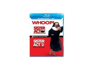 SISTER ACT-20TH ANNIVERSARY (BLU-RAY/DVD/3 DISC/WS/ENG-SP SUB)