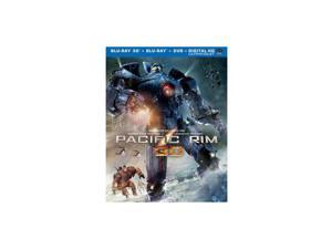 PACIFIC RIM (BLU-RAY/3D/UV/FF-16X9) (3-D)