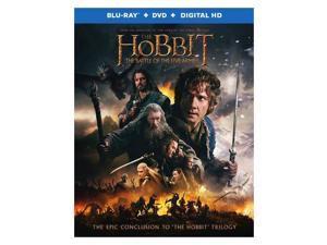 HOBBIT-BATTLE OF FIVE ARMIES (BLU-RAY/DVD COMBO/3 DISC/3RD DISC=SPEC-FEAT)