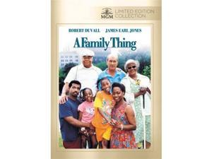 Family Thing, A DVD-5