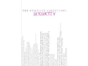 SEX & THE CITY-COMPLETE SERIES (DVD/17 DISC/RE-PKG-2012)