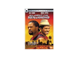 ALL ABOUT THE BENJAMINS (DVD/WS 2.35/5.1/DTS/PLATINUM/ENG-SUB/COMMENT/DOCU)