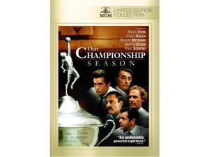 That Championship Season DVD-5