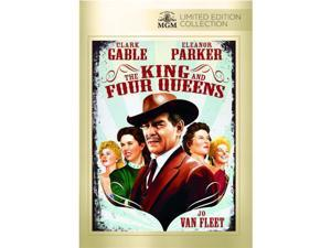 The King And Four Queens DVD-5