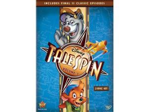 TALESPIN-V03 (DVD/3 DISC)