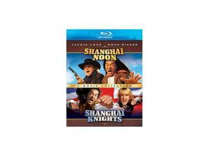 SHANGHAI NOON/SHANGHAI KNIGHTS-2 MOVIE COLLECTION (BLU-RAY/2PK)