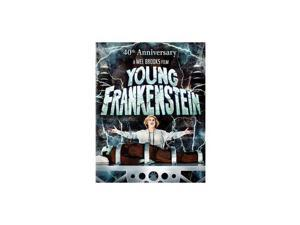 YOUNG FRANKENSTEIN-40TH ANNIVERSARY (BLU-RAY/WS-1.85/ENG-SDH-SP SUB)