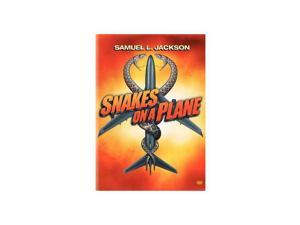 SNAKES ON A PLANE (DVD/WS-2.35/ENG-SP SUB/O-SLEEVE)