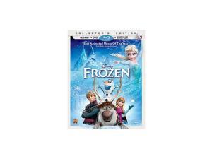 FROZEN (2014/BLU-RAY/DVD/DIGITAL COPY/2 DISC COMBO)