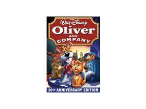 OLIVER & COMPANY-20TH ANNIVERSARY (SPECIAL EDITION) (DVD)