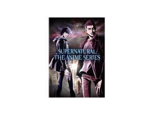 SUPERNATURAL-ANIME SERIES (DVD/3 DISC/VIVA)