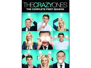 The Crazy Ones: The Complete First Season DVD-9
