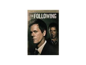 FOLLOWING-COMPLETE 1ST SEASON (DVD/4 DISC/WS-16X9)