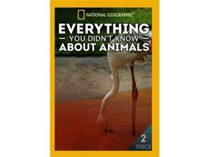 Everything You Didn't Know About Animals DVD-5