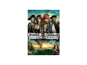 PIRATES OF THE CARIBBEAN-ON STRANGER TIDES (DVD/WS-2.40/ENG-FR-SP SUB)