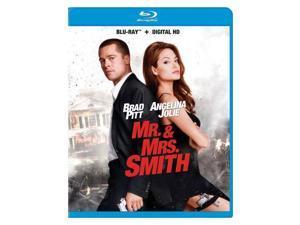 MR & MRS SMITH (BLU-RAY/WS/RE-PKGD)