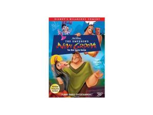 EMPERORS NEW GROOVE-NEW GROOVE EDITION (DVD)