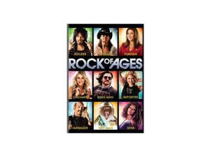 ROCK OF AGES (DVD/UV/WS-16X9/ENG SDH-FR-SP SUB)