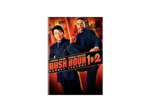 RUSH HOUR/RUSH HOUR 2 (DVD/DBFE/RE-PKGD)