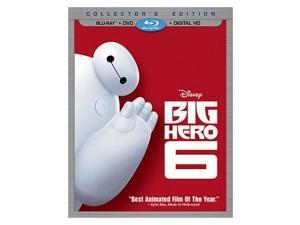 BIG HERO 6 (BLU-RAY/DVD/DIGITAL HD/2 DISC)
