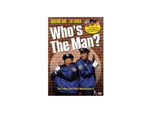WHOS THE MAN (DVD)