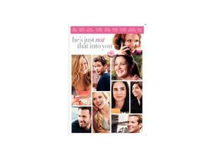 HES JUST NOT THAT INTO YOU (DVD/FF-4X3/WS-16X9/DC-ONLINE)
