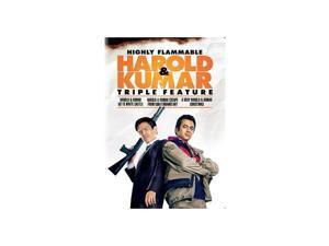 HAROLD & KUMAR-WHITE CASTLE/ESCAPE FROM GUANTANAMO BAY/CHRISTMAS (DVD/TFE)