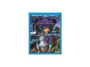 ADV OF ICHABOD & MR TOAD-SPECIAL EDITION (BLU-RAY/DVD/DHD/2 DISC COMBO)