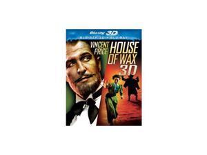 HOUSE OF WAX (2005/HD/3D/BLU-RAY) (3-D)