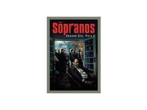 SOPRANOS-6TH SEASON-PART 1 (DVD/4 DISC SET/WS/16:9/ENG-FR-SP SUB)