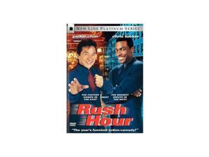 RUSH HOUR (DVD/PLATINUM SERIES/MUSIC V/DVD-ROM CONTENT)