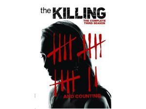 The Killing: The Complete Third Season DVD-9