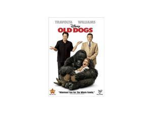 OLD DOGS (DVD/WS/SP-FR-SUB)