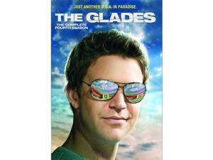 The Glades: The Complete Fourth Season DVD-9
