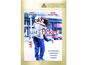 Just The Ticket DVD-5