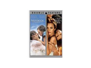 NOTEBOOK/TIME TRAVELERS WIFE (DVD)