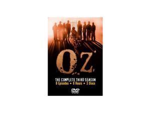 OZ-COMPLETE THIRD SEASON (DVD/3 DISC/P&S/ENG-FR-SP-SUB/8 EP)