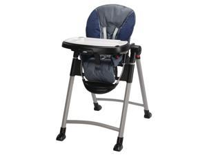 Graco 1918633 Contempo Baby High Chair in Midnight Blue